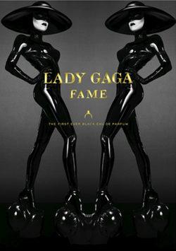 nueva campaña publicitaria perfume fame Lady Gaga