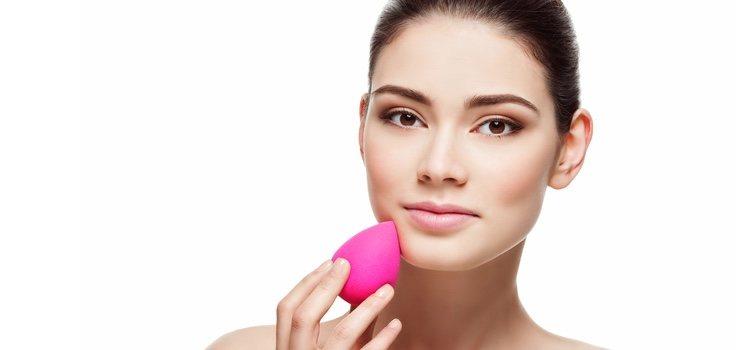La Beauty Blender es uno de los productor de maquillaje más prácticos