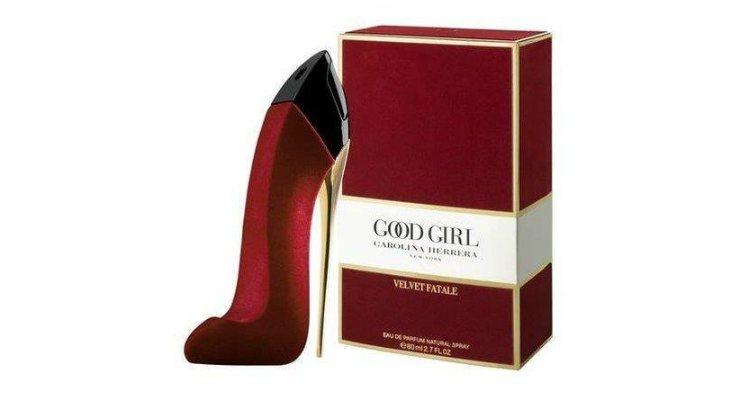 'Good Girl Velvet Fatale', la edición coleccionista de la fragancia de Carolina Herrera