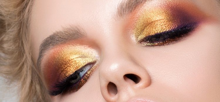Utiliza estas sombras para darle una mirada atrevida a tu mirada