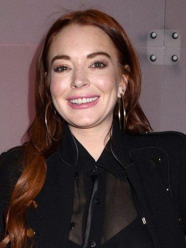 Lindsay Lohan empieza 2019 como Heidi