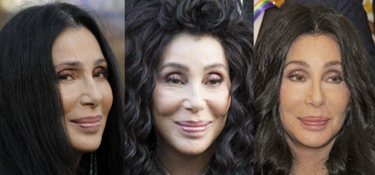 Una base de alta cobertura es esencial en los maquillajes de la cantante