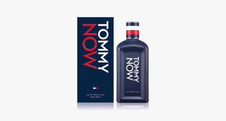 'Tommy Now', la nueva fragancia masculina de Tommy Hilfiger