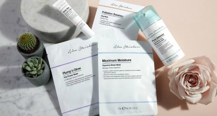 Cinco tratamientos: 'Plump & Glow', 'Maximum Moisture', 'Pore Balance', 'Sleep Spa' y 'Pollution Solution'