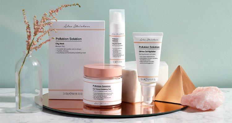 Los productos de la línea 'Pollution Solution' de Alex Steinherr x Primark
