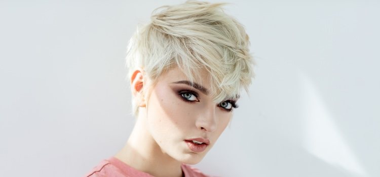 Hay diversos tipos de corte de pelo pixie, adecuados a cada estilo