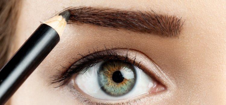 Siempre tienes que utilizar un tono igual o parecido al del pelo de tu ceja