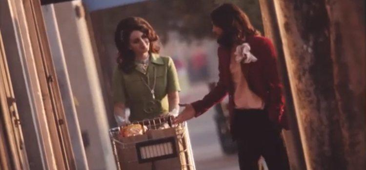 Lana del Rey y Jared Leto en el spot