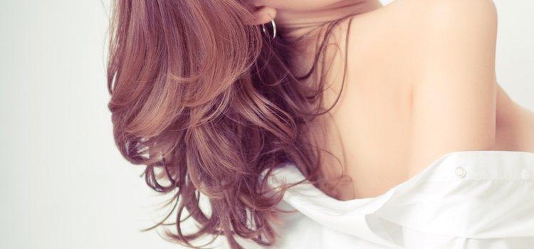 El pelo desmontado da más movimiento a tu melena