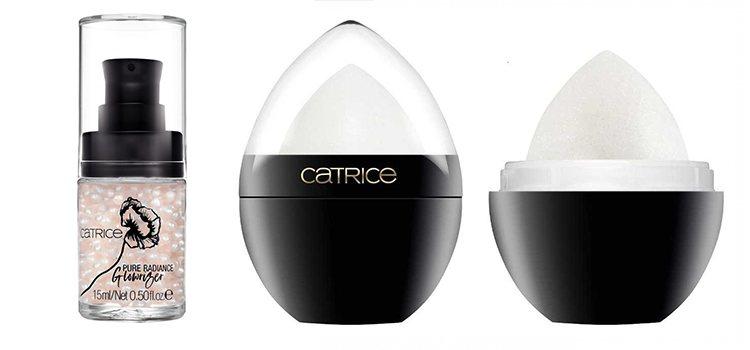 Prebase y exfoliante de lo nuevo de Catrice: 'Glow Patrol'