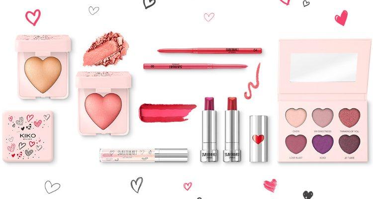 La colección 'Sweetheart' de Kiko Milano para San Valentín 2019
