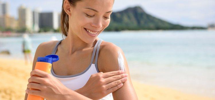 A partir del factor 30 empiezas a cuidar tu piel