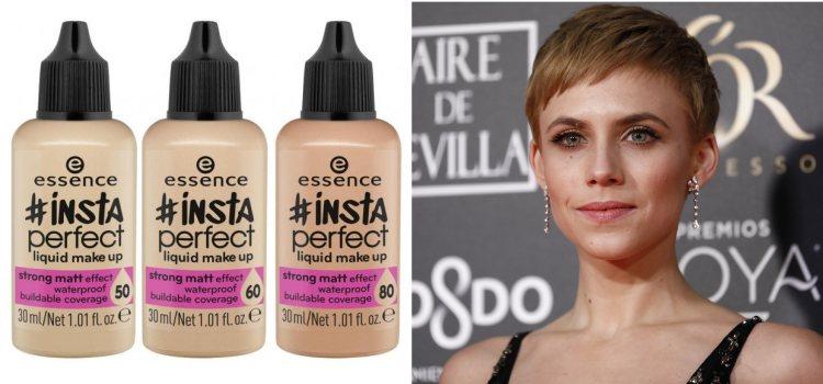 Aura Garrido luce un maquillaje nude en los premios Goya 2019