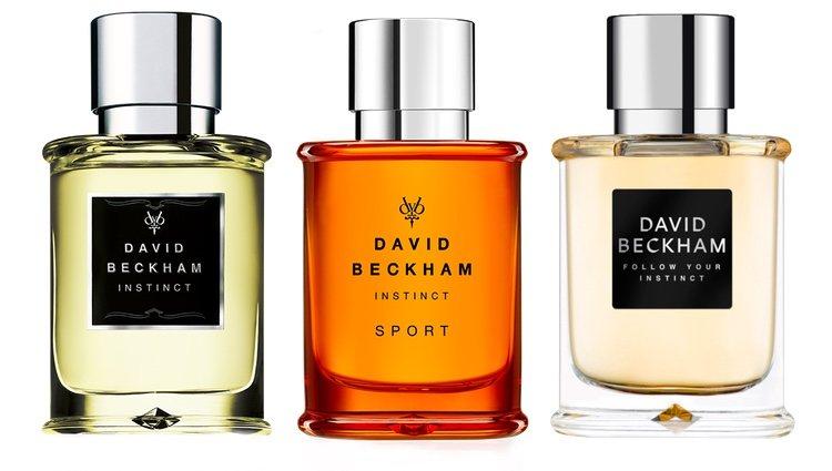 Perfumes 'Instinct', 'Instinct Sport' y 'Follow your Instinct' de David Beckham