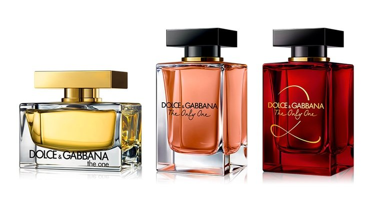 Permumes 'The One', 'The Only One' y 'The Only One 2' de Dolce and Gabbana