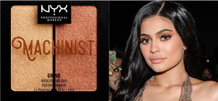Kylie Jenner suele apostar por maquillaje muy brillantes