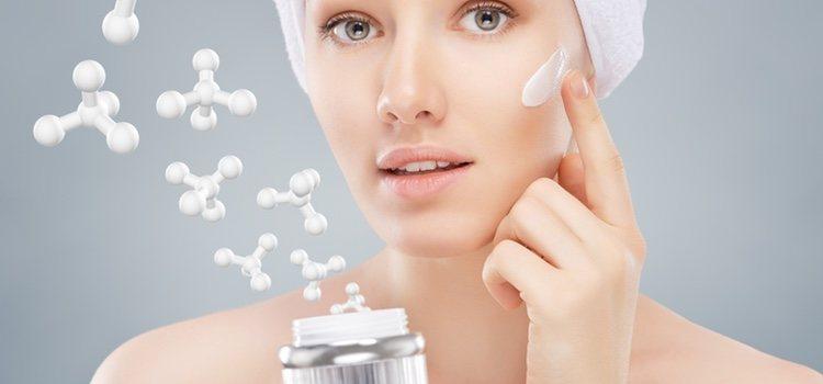 Antes del maquillaje una prebase y una crema solar