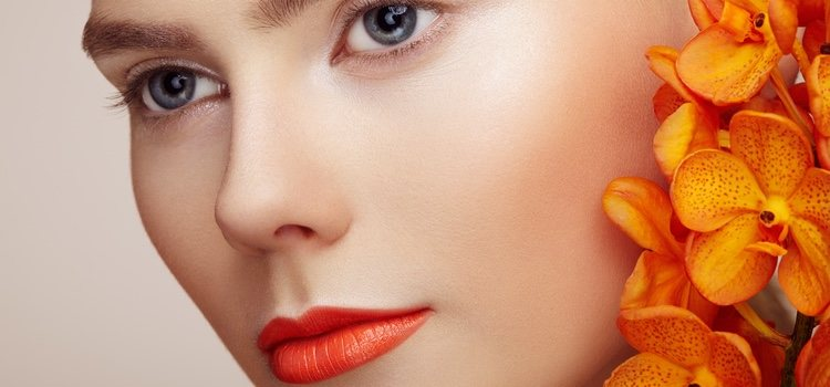 Los labios anaranjados se podrán ver cuando haya más sol