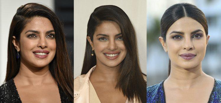 Las cejas de Priyanka Chopra ayudan a crear su mirada intensa