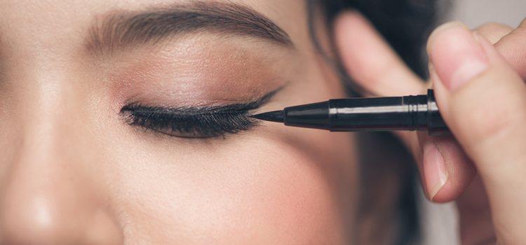 El eyeliner es el aliado perfecto para dar sensación de agrandar la mirada