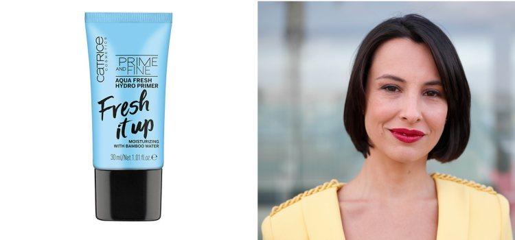 Luce una piel limpia y radiante con Prime And Fine Aqua Fresh Hydro de Catrice