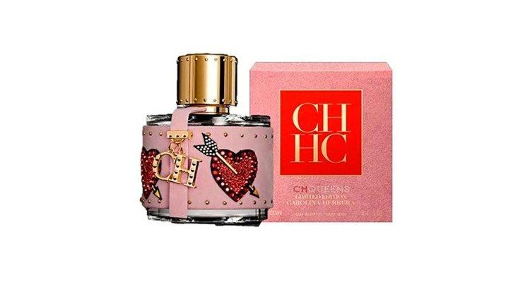 'CH Queens', la nueva fragancia femenina en edición limitada de Carolina Herrera