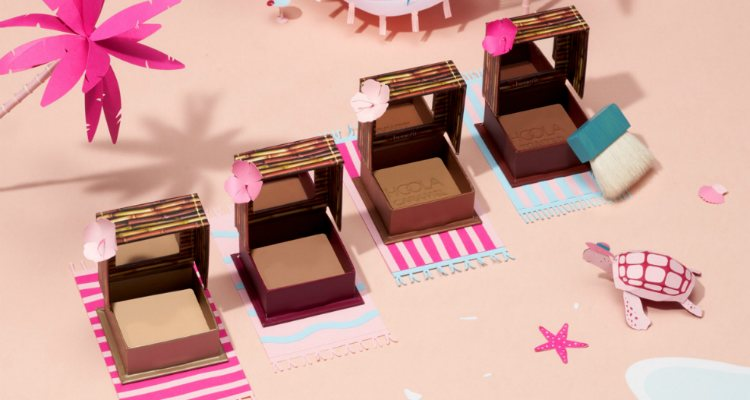 Benefit edita su polvos bronceadores 'Hoola' en dos nuevos tonos: 'Caramel' y 'Toasted'
