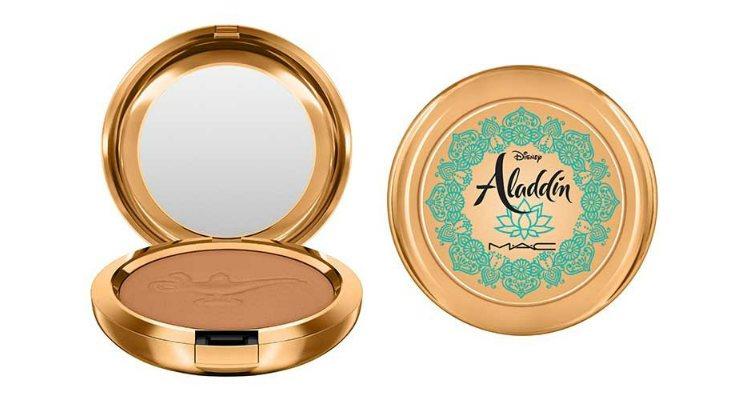 La colección 'Aladdin' de MAC incluye polvos iluminadores y bronceadores