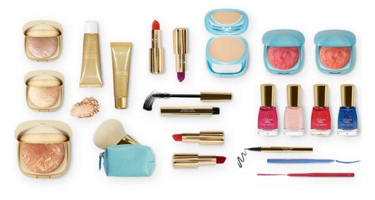 'Ocean Feel', la colección de maquillaje de Kiko para este verano 2019