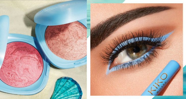 'Ocean Feel' propone favorecedores tonos para los beauty looks veranigos