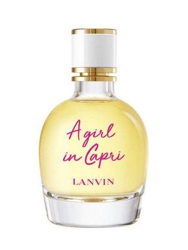 Perfume 'A Girl In Capri' de Lanvin
