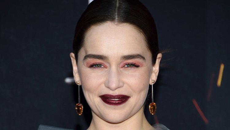 ¿Por qué así Emilia Clarke?