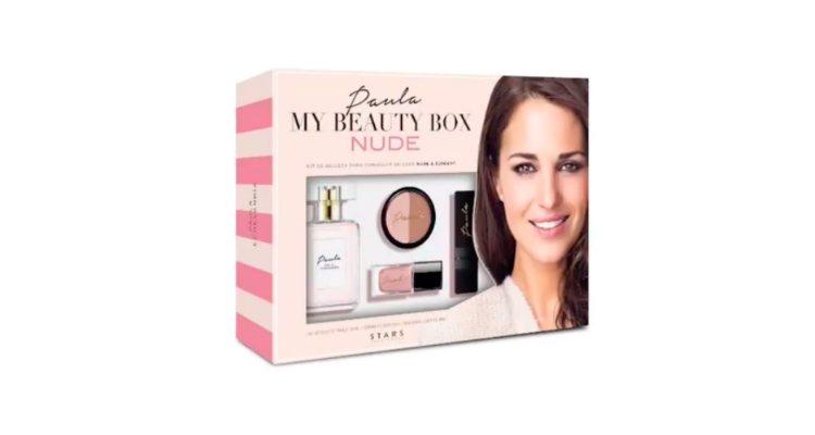 'My Beauty Box Nude' de Paula Echevarría