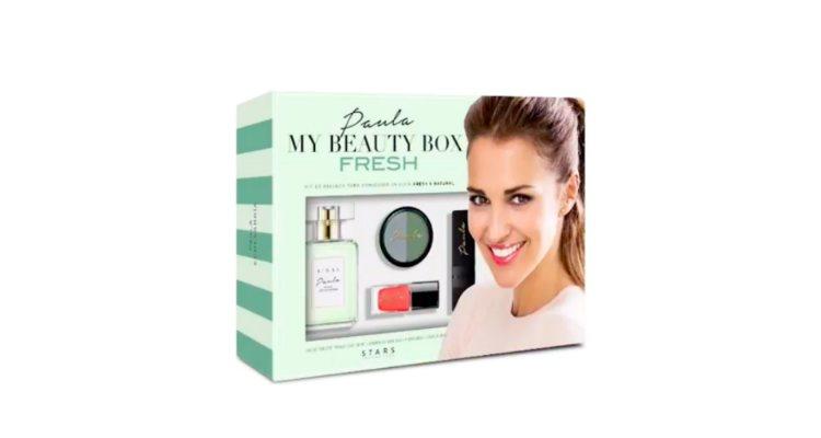 'My Beauty Box Fresh' de Paula Echevarría