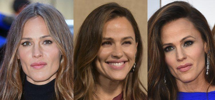 Jennifer Garner completa sus looks con labiales naturales que aporten hidratación