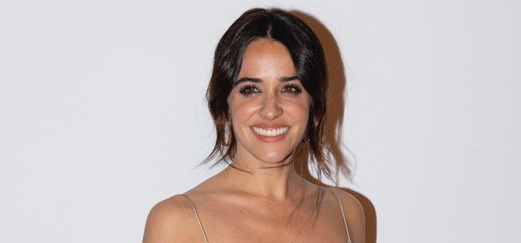 Macarena García con un beauty look natural y elegante