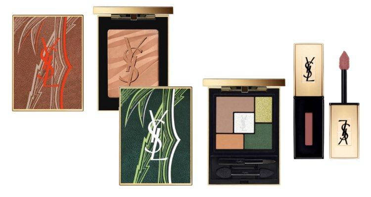 'Luxuriant Haven', la nueva colección de maquillaje de Yves Saint Laurent