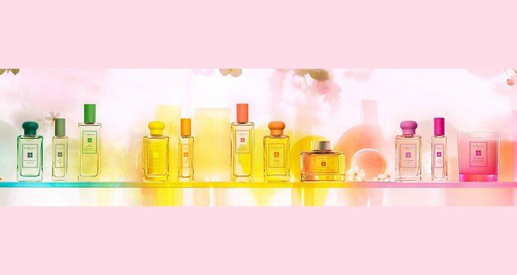 'Frangipani Flower' se une a 'Orange Blossom', 'Silk Blossom' y 'Star Magnolia' en la colección 'Blossoms 2019' de Jo Malone
