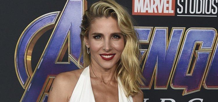 La actriz Elsa Pataky acudió al estreno de la película 'Avengers:endgame' con el pelo echado a un lado y un beauty muy sencillo</p><p>