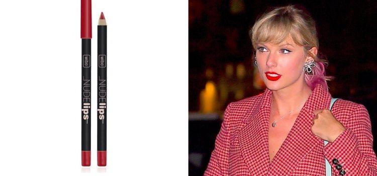 Wibo comercializa una gama de perfiladores de labios e tonos nude y rojo a un precio económico