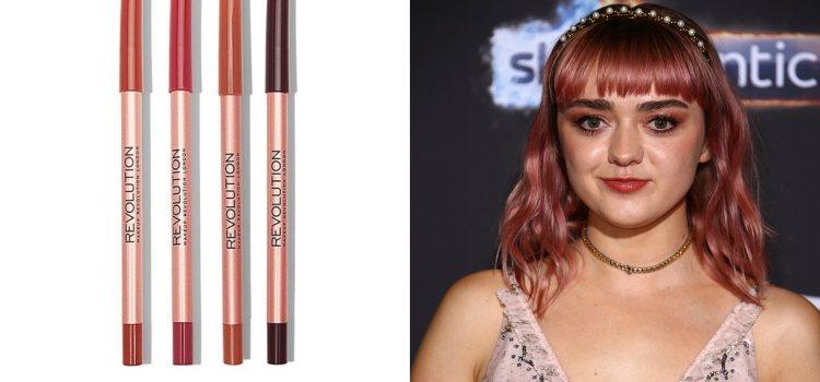 Revolution ofrece lápices de labios duraderos a un precio muy barato