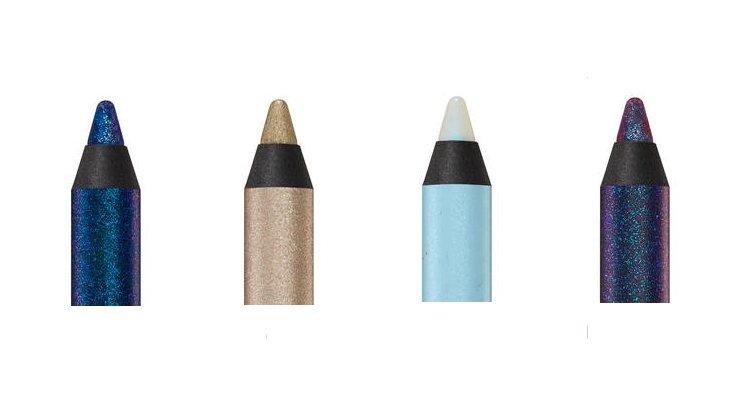 Los lápices de ojos '24/7 Glide On Eye Pencil' en los tonos de GOT x Urban Decay