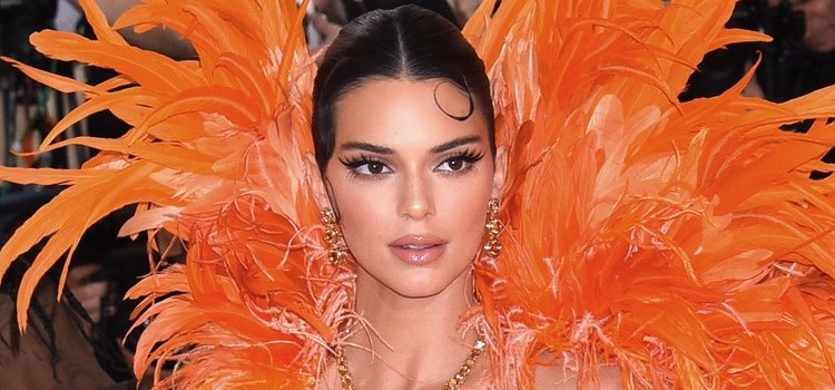 Kendall Jenner en la MET Gala 2019