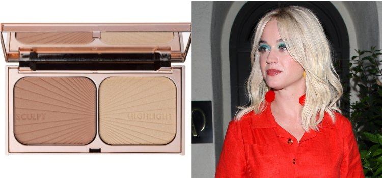 Esculpe tu rostro con la paleta  paleta Filmstar Bronze and Glow de Charlotte Tilbury