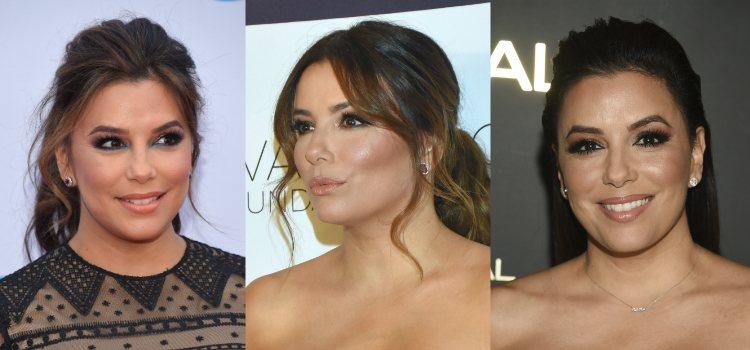 La actriz maquilla su rostro con bases de alta cobertura