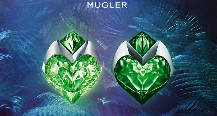 La versión Eau de Parfum Sensuelle se une a la fragancia original y a la edición Eau de Toilette de 'Aura Mugler'