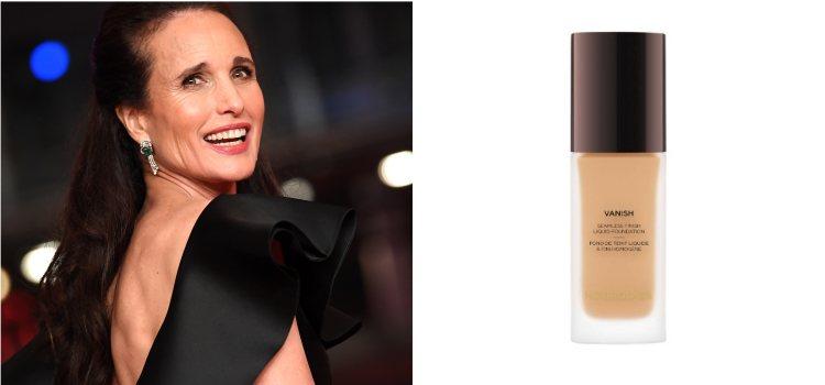 Vanish Seamless Finish Liquid Foundation de Hourglass, una de las mejores bases de maquillaje