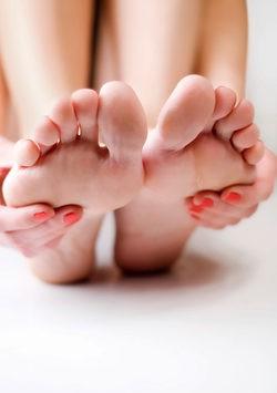 soluciones para os pies cansados