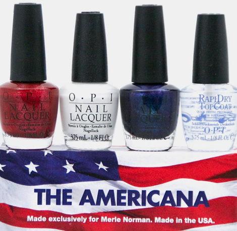 The Americana de OPI