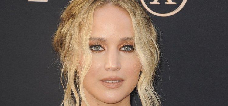 Jennifer Lawrence en la premier de 'Dark Phoenix'